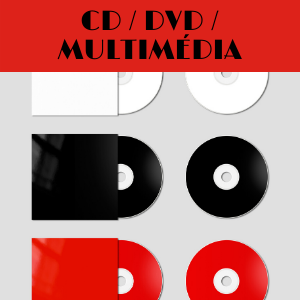 CD / DVD / MULTIMÉDIA